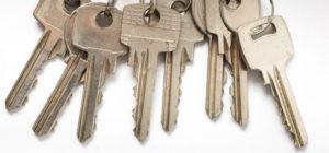 賃貸住宅の鍵
